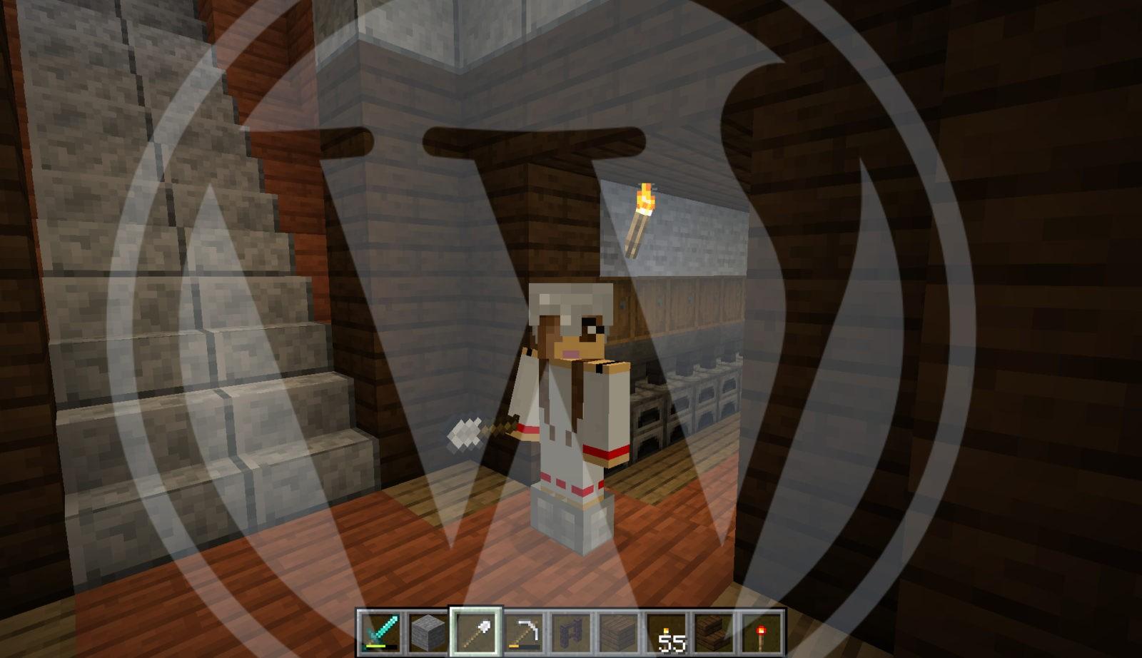 WordPress Minecraft Server (3)